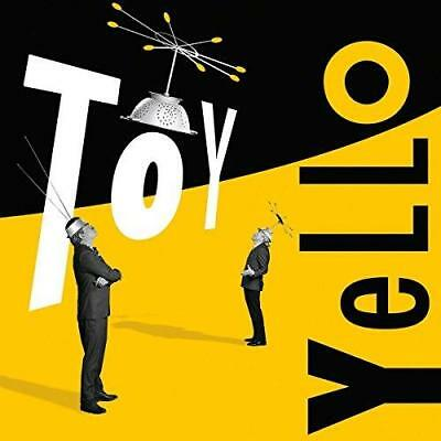 Yello - Toy (NEW CD)