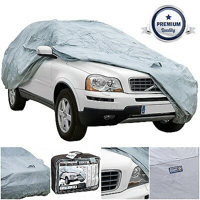 Cover+ Waterproof & Breathable Full Outdoor Car Cover for Land Rover Discovery