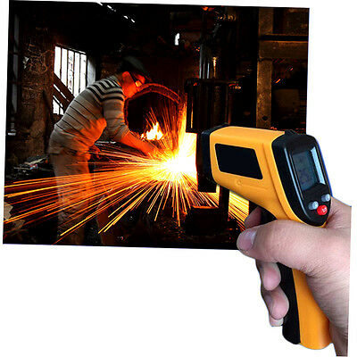 Nice Non-Contact LCD IR Laser Infrared Digital Temperature Thermometer Gun AR