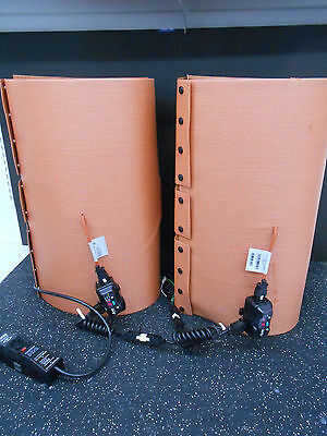 Mks 9899-3347 Heater Jackets And Ehg2-Cntl-Mkso Controllers, Cables And Pwr Cord