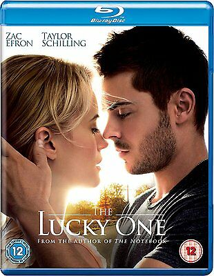 The Lucky One Blu-ray Brand New Sealed Region Free