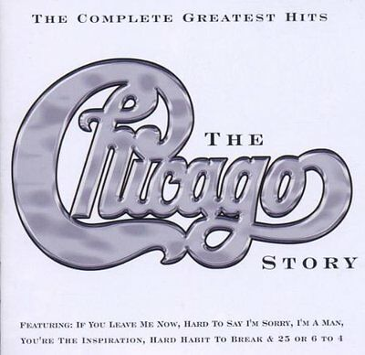 Chicago - Greatest Hits: The Chicago Story - Com NEW CD