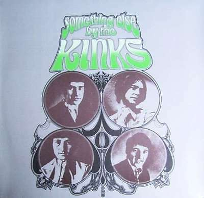 The Kinks - Something Else By The Kinks NEW LP
