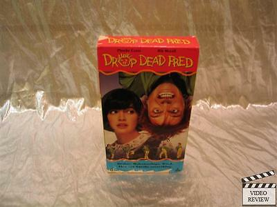 Drop Dead Fred (VHS, 1991) Phoebe Cates Rik Mayall