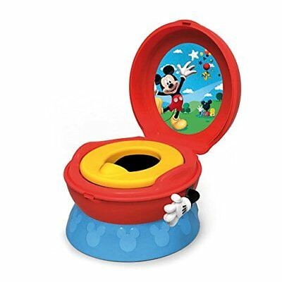 The First Years Disney Baby Mickey Mouse 3-In-1 Potty System, Graphics May New