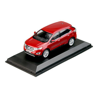 Ford Genuine New Edge In Ruby Red 1:43 Scale Model 35021801
