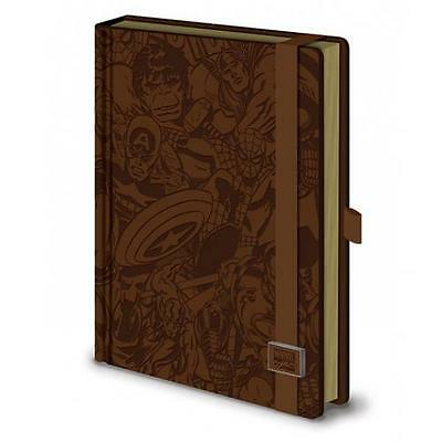 Marvel Comics Premium A5 Notebook Stationary Pad