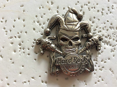 Hard Rock Cafe Pin New Orleans 3D Skull