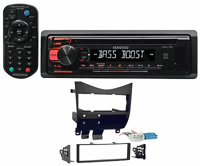 Kenwood CD Player Receiver Stereo MP3/Aux+Remote For 2003-2007 Honda Accord