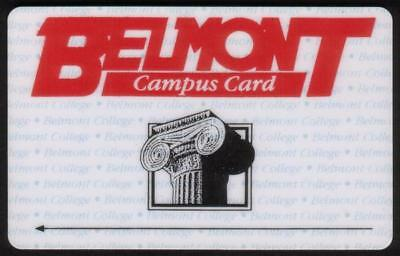 TK Telephonkarte/Phone Card Bell South BelMont College Campus Trial Card