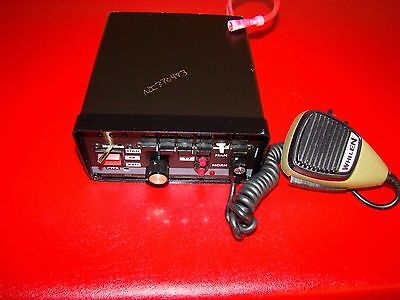 Whelen 295Hfsa6 Siren Pa Airhorn Radio Repeat Amp 200W W/ Control Center