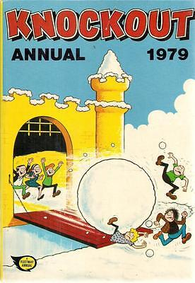 Knockout Annual 1979 - IPC Magazines - Good - Hardcover