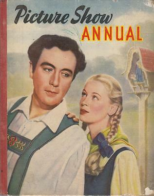 Picture Show Annual 1951 - Amalgamated Press - Acceptable - Hardcover