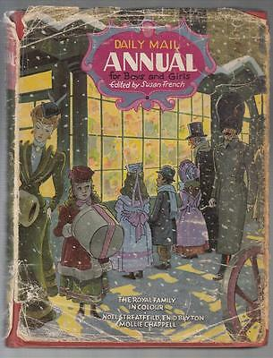The Daily Mail Annual for Boys and Girls 1950 - Acceptable - Hardcover