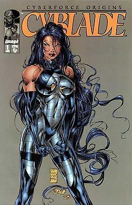 Cyberforce Origins: Cyblade # 1 - Comic - 1995 - 8