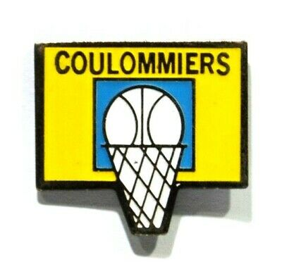 Pins Basket-Ball Coulommiers