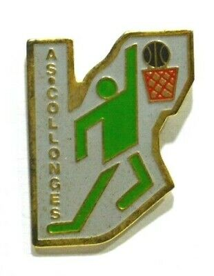 Pins Basket Ball 69 Collonges Au Mont D'or Rhone
