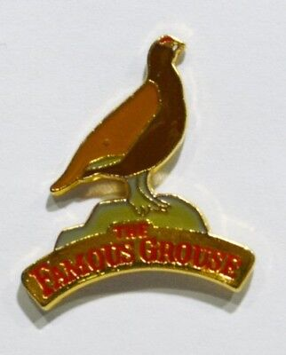 Pins Scotch Whisky The Famous Grouse Ecosse