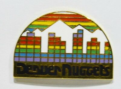 Pins Basket Ball Denver Nuggets Nba Etats Unis Emaille