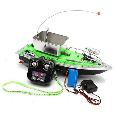 Remote Control Fishing Bait Boat Lure Wireless RC Radio Toy 10 Hour Sailing Time