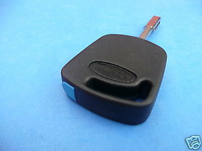 Ford Tibbe Blue Chip Key W1 - T17 Chip FREE P&P