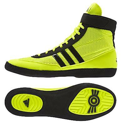 ADIDAS COMBAT SPEED IV BOOT SOLAR YELLOW/BLACK - Adults Men's