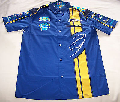 Ford Performance Racing FPR Orrcon Mens Pit Crew Shirt Size S New Winterbottom