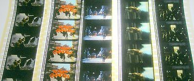 Disney's - Muppet Christmas Carol-  Rare Unmounted 35mm Film Cells - 5 Strips