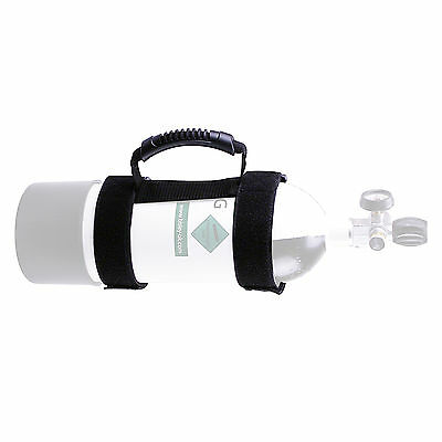 Best Fittings Carrying Handle - PCP Airgun Filling Cylinder Divers Bottle