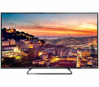 Panasonic TX-40CX680B 40 Inch 4K Ultra HD Freeview HD Smart WiFi LED TV - Black.
