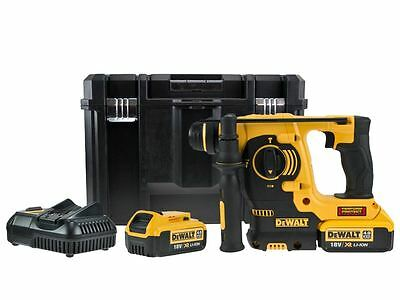 DeWalt DCH253M2 18v SDS Plus Rotary Hammer Drill Kit 2 x 4.0ah