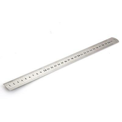 Steel Stainless Measuring Ruler Rule Scale Machinist Tools 30cm 12 inch