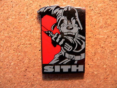 Star Wars Disney Pin - Heroes vs Villains - Darth Vader Goofy