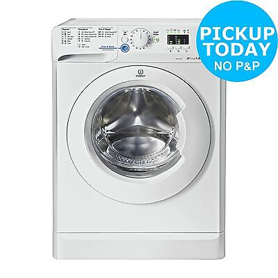 Indesit Innex XWA81252XW 8KG Free Standing Washing Machine - White -From Argos