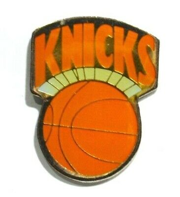 Pins Basket Ball Knicks De New York Nba Etats Unis