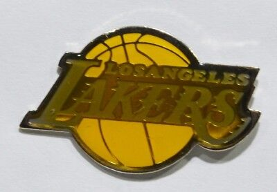 Pins Basket Ball Lakers Los Angeles Nba Etats Unis Resine