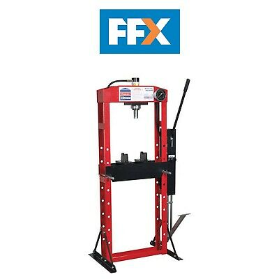 Sealey YK15FFP Hydraulic Press Premier 15tonne Floor Type with Foot Pedal