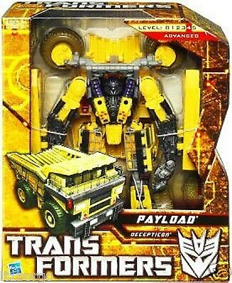 Transformers Voyager - Payload by Hasbro