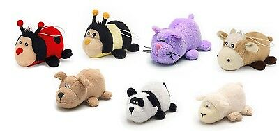 Dusty Pups Small iPod Phone Tablet Screen Cleaner Mini Animals Key Rings Gift
