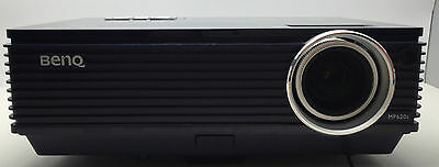 Benq MP620c DLP Projector With 220 Lamp Hours Used