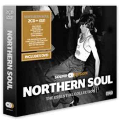 Various Artists-Northern Soul  CD with DVD NEW