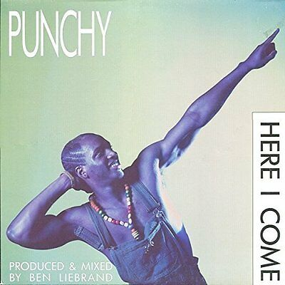 """Punchy Here I come (1991, prod./mixed by Ben Liebrand) [Maxi 12""""]"""