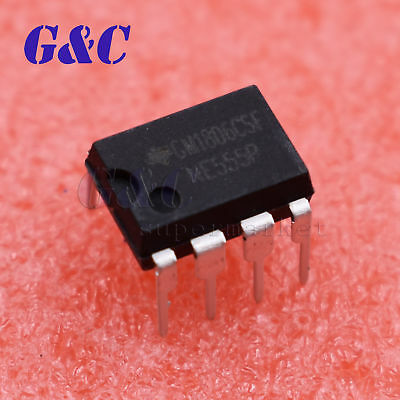 10/20/50/100PCS IC NE555 DIP-8 Timers  NEW GOOD QUALITY