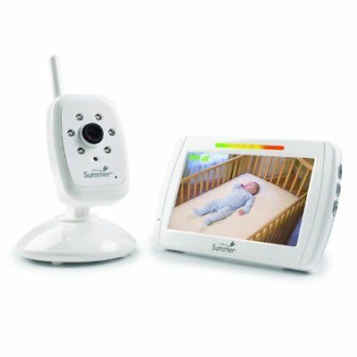 Summer Infant In View Digital Color Video Baby Monitor New