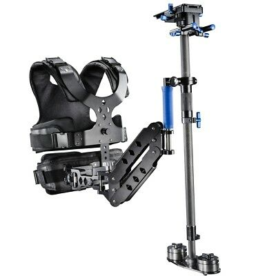 walimex pro StabyFlow Director System Set: steadycam with vest and spring arm