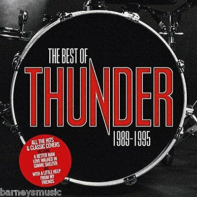 Thunder ( New Sealed Cd ) The Very Best Of 1989 - 1995  / Greatest Hits