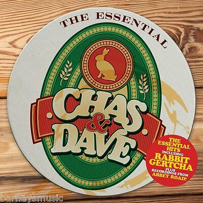 Chas & And Dave ( New Sealed Cd ) The Essential Greatest Hits / Very Best Of