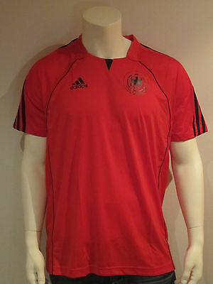 Adidas Dhb Handball Size 36 / S Ladies Jersey Germany Kit Red