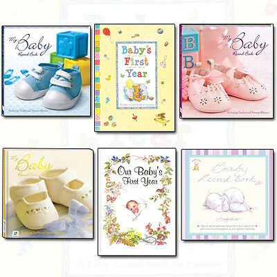 Baby's First Year Humphrey My Baby Record Book to treasure (Gift Books) NEW [HB]