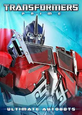 Transformers Prime: Ultimate Autobots (DVD, 2014) New